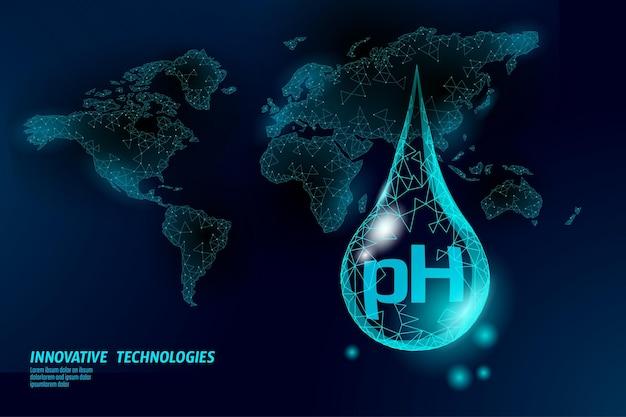 Wasser ph laboranalyse chemie wissenschaft technologie.