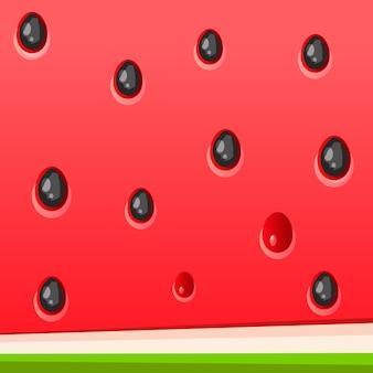 Wassermelone textur hintergrund