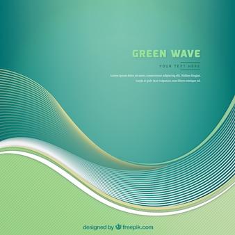 Wave hintergrund