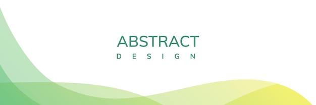 Web-abstrakte designillustration