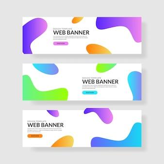 Web-Banner-Set