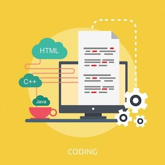 Web-design-hintergrund