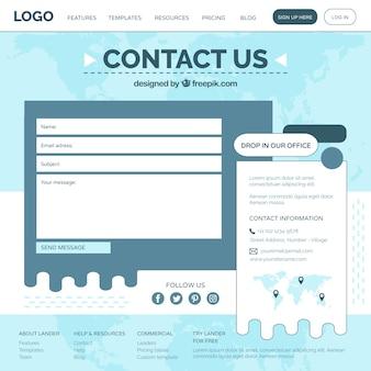 Web-formular-vorlage