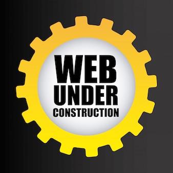 Web im aufbau