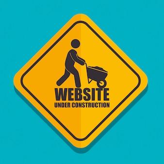 Web im bau design