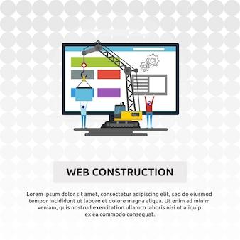 Web-konstruktion