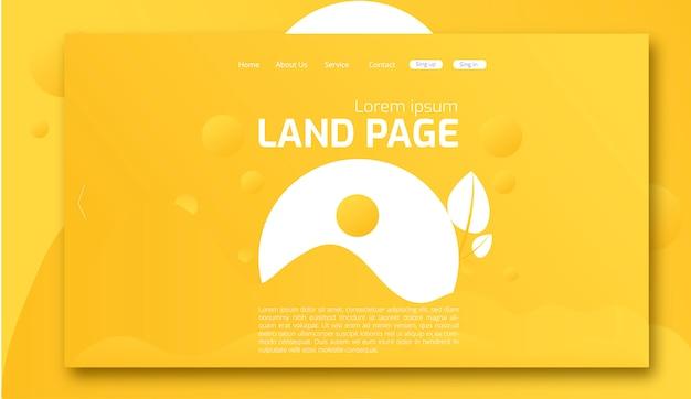 Web land seite 1