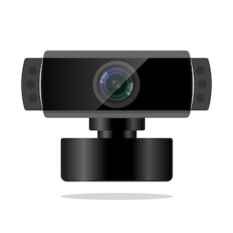 Webcam webkamera pc-videokamera