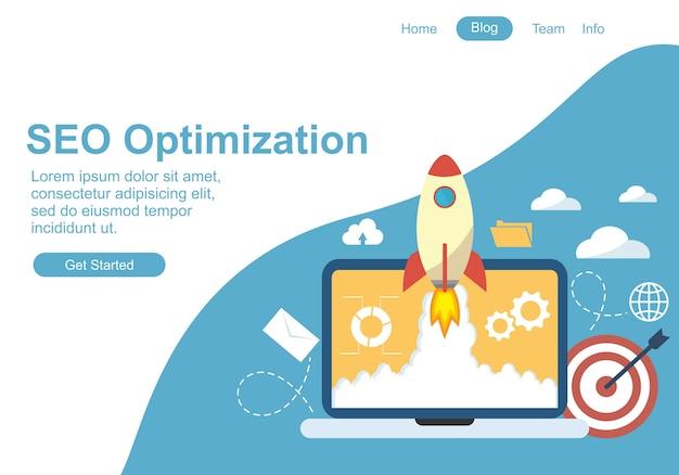 Webdesign für seo