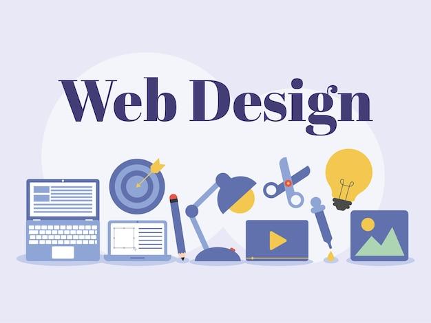 Webdesign-poster