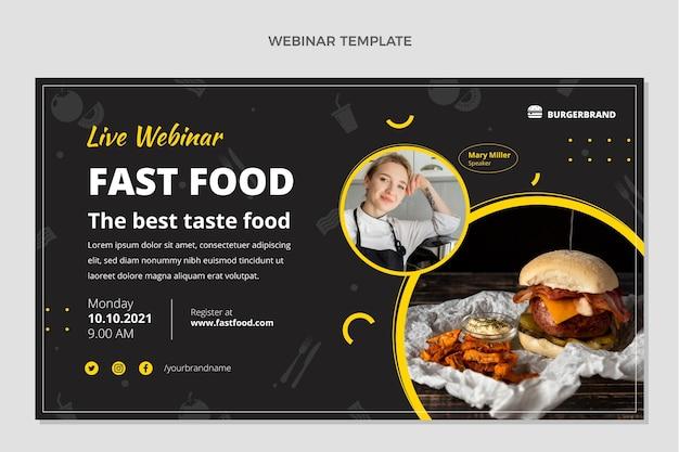 Webinar zum thema flat design