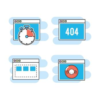 Webside code programmer technologie einstellen