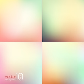 Weicher farbiger abstrakter hintergrund für design