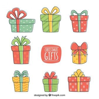 Weihnachten giftbox set