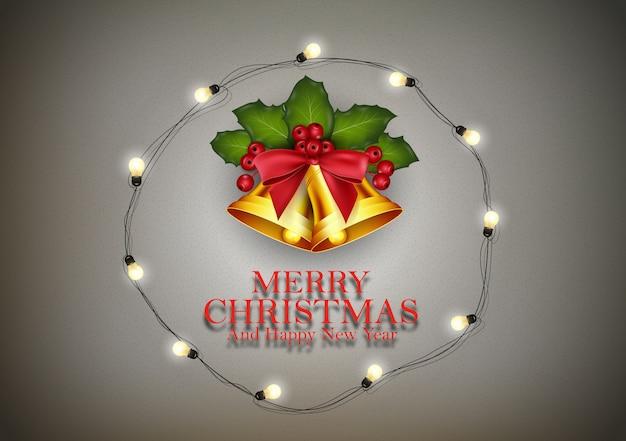 Weihnachten hintergrund weihnachtslicht zeichen