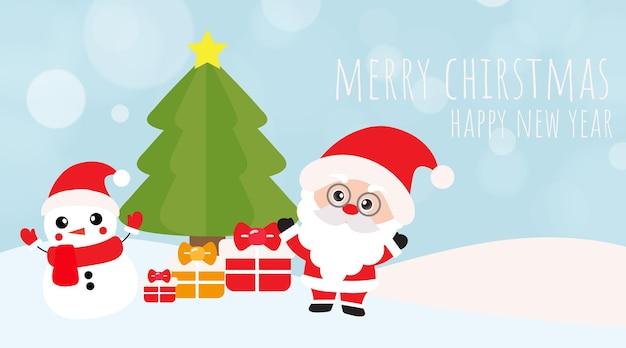 Weihnachten mit weihnachtsmann