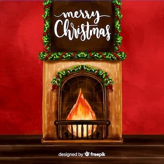 Weihnachten nach hause