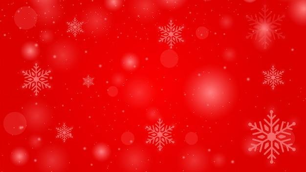 Weihnachten roten hintergrund