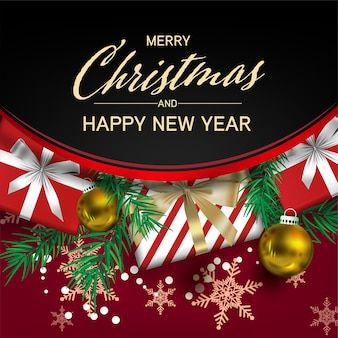 Weihnachten social media fördern, promotion post templates.post quadratischen rahmen für social media