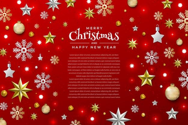 Weihnachten und ein gutes neues jahr