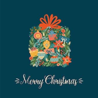 Weihnachten und guten rutsch ins neue jahr