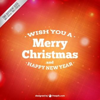 Weihnachten und neujahr roter hintergrund
