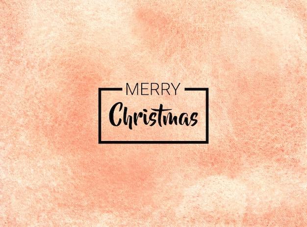 Weihnachts abstrakte aquarellschattierungspinselhintergrundbeschaffenheit