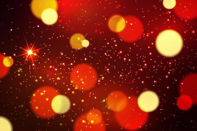 Weihnachts funkelnder hintergrund