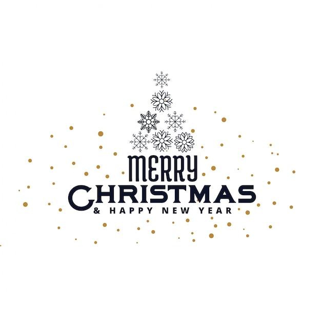Weihnachts-grußkarte design-hintergrund