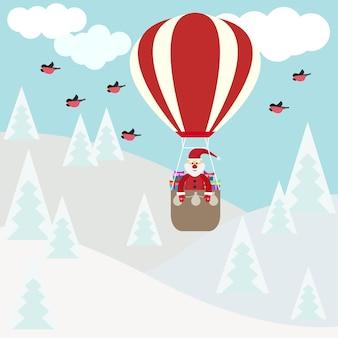 Weihnachts- oder neujahrskarten-einladungs-t-shirt-druck-design-vorlage
