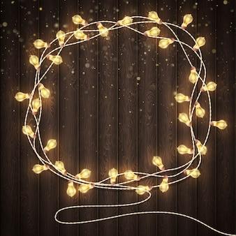 Weihnachts- und neujahrsfeiertags-grußkarten-konzept.