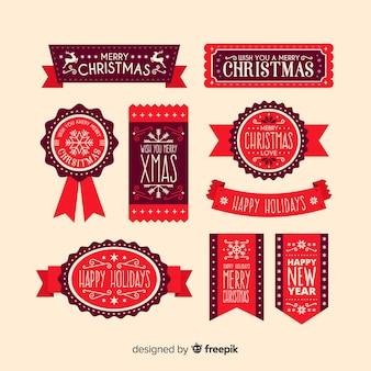 Weihnachtsband-sammlung