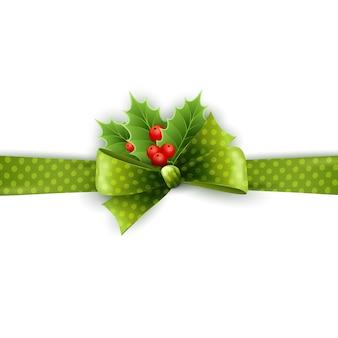 Weihnachtsbanddekoration