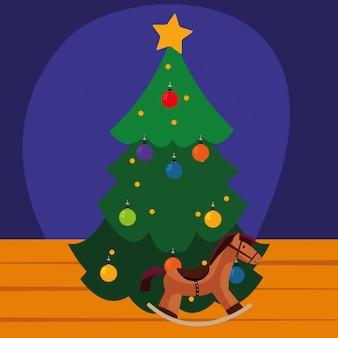 Weihnachtsbaum design