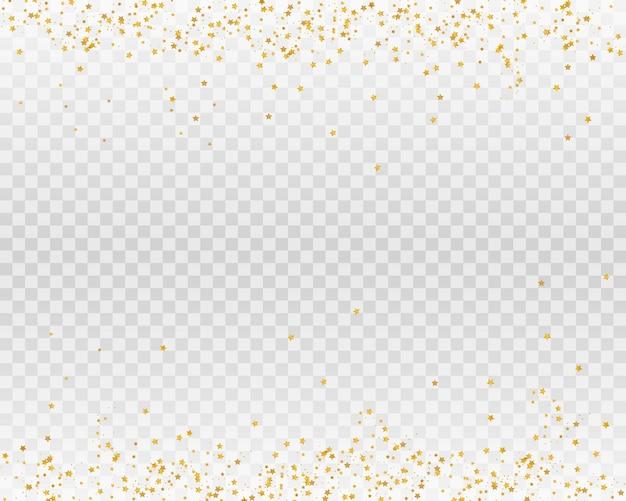 Weihnachtsbeleuchtung auf transparentem hintergrund isoliert. vektor-illustration.
