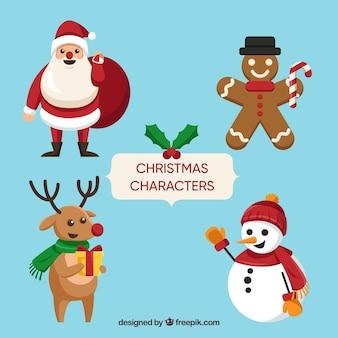 Weihnachtscharakter