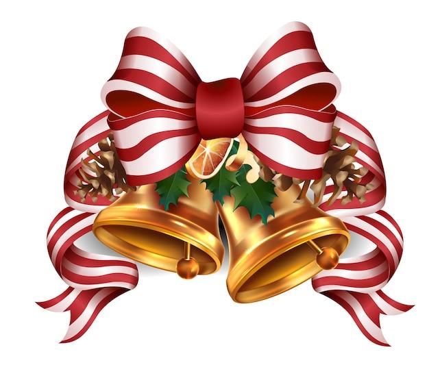 Weihnachtselement zur dekoration