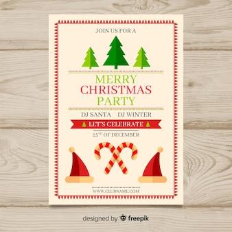 Weihnachtsfeier banner