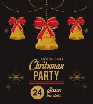 Weihnachtsfeier einladungskarte