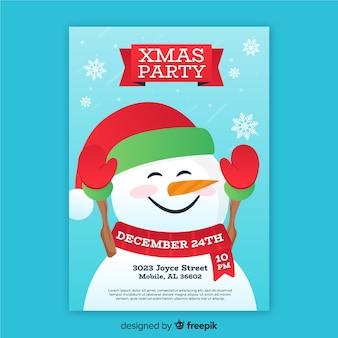 Weihnachtsfeier einladungsvorlage