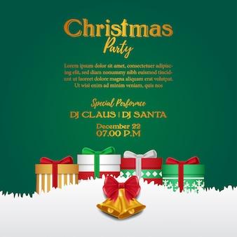 Weihnachtsfest poster