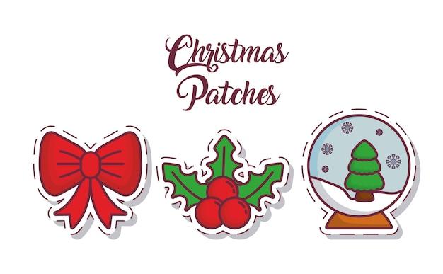 Weihnachtsflecken