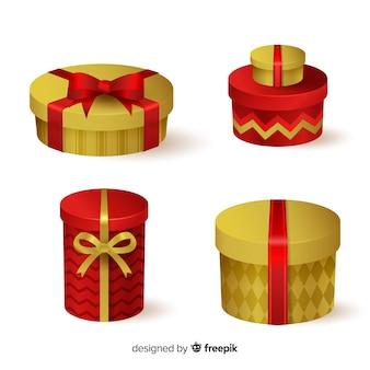 Weihnachtsgeschenksammlung