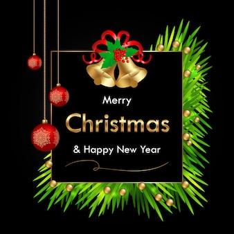 Weihnachtsglückwunschkarte