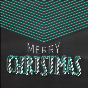 Weihnachtsgrußkarte / frohe weihnachten