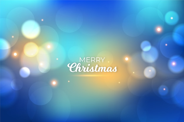 Weihnachtshintergrund mit funkelndem effekt