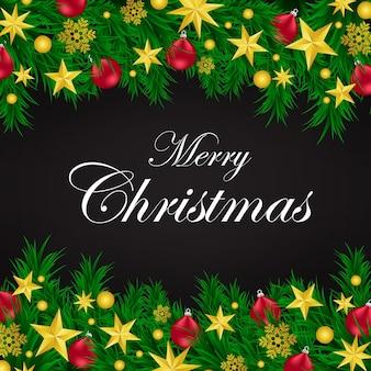 Weihnachtshintergrund vektorillustrationen