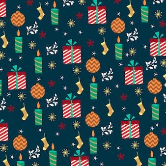 Weihnachtshintergrunddesign