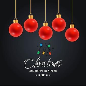 Weihnachtskarte Design