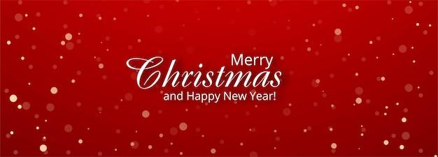Weihnachtskarte feier banner vorlage